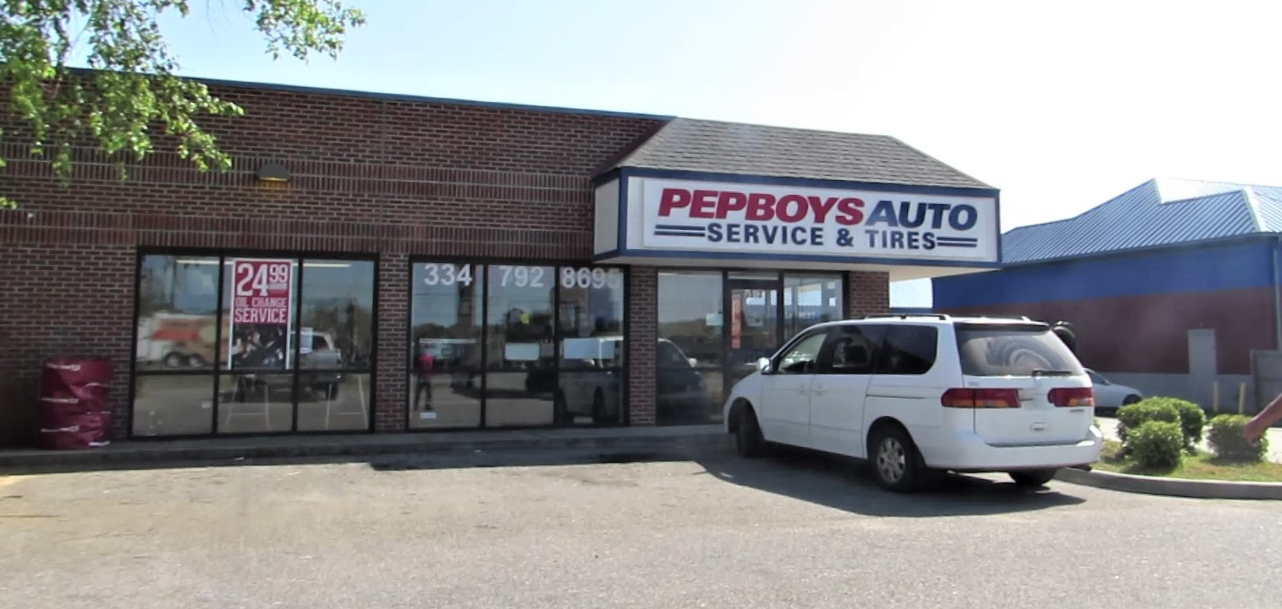 My Daughter Is A Victim Of Pep Boys!